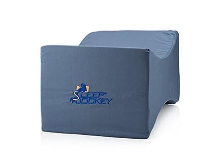 Knee Pillow Premium Therapeutic Grade Leg And Knee Pillow by Sleep Jockey - Side Sleeper Orthopedic Cushion