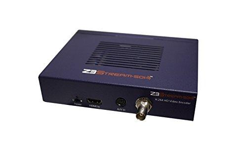 Z3Stream-SDI H.264 1080p60 Video Encoder