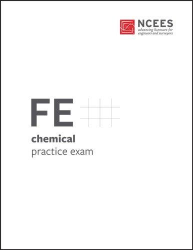 FE Chemical Practice Exam