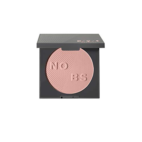 (P/Y/T BEAUTY Blush Compact, Blush Powder, Soft Dusty Pink with Matte Finish Blush, Hypoallergenic, Paraben Free, Cruelty Free, 0.2 oz)