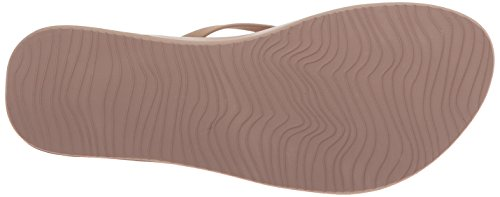 Bounce Reef Nude Mujer Chanclas Para Cushion nude Slim Marrón gw1qwTO