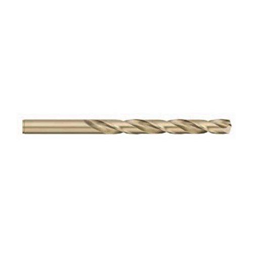 RedLine Tools RD42403 Drill:Ltr C (.2420) Cobalt Jobber Drill, 2 Flt (Pack of 12)