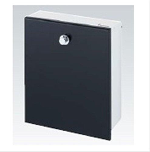 四国化成 アルメールWF5型 化粧パネル無 AM -WF5B 『郵便ポスト』 炭色( 012) B00L118C16 15309
