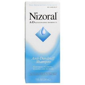 Nizoral A-d Shampoo, 1%, 7oz (Pack of 3) by Nizoral
