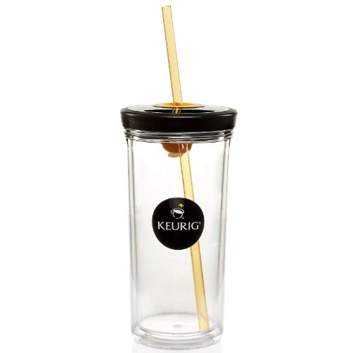 Keurig 16-Oz Brew Over Ice Tumbler (with Contigo AUTOCLOSE technology) (1) (Brew Over Ice Keurig compare prices)