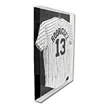 BCW Deluxe Acrylic Large Jersey Display with Mirror