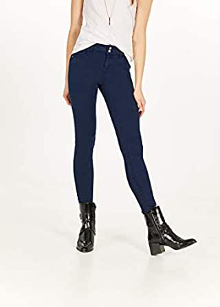 OVS Skinny Trouser for Women, Blue 40 EU