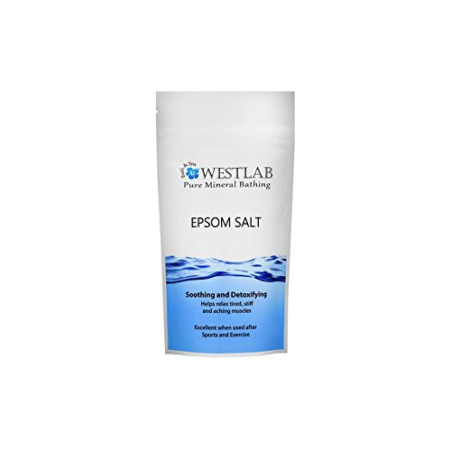 Westlab Epsom Salt 2kg (Pack of 6) - エプソム塩の2キロ x6 [並行輸入品] B071RMJRW3