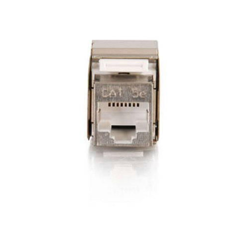 C2G/Cables to Go 03786 Cat5e Metal Shielded Keystone Jack by C2G (Image #5)
