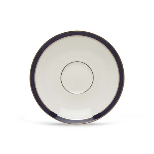 Lenox Federal Cobalt Platinum Bone China Saucer ()