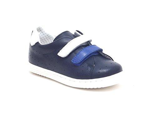 Bikkembergs , Baskets pour garçon Bleu Blu