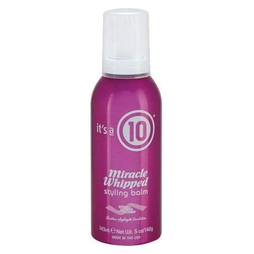 Its A 10 Miracle Whipped Styling Balm, 5 Ounce by It's a 10