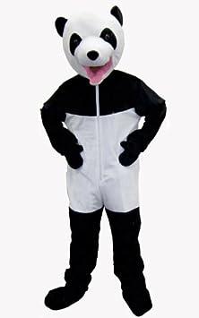 Dress Up America Costume Da Panda Gigante Mascotte taglia XS 3-4 anni