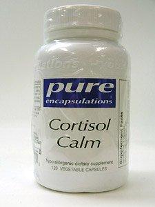 Pure Encapsulations - cortisol Calme 120 Vcaps