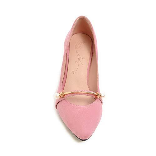 Rose Compensées Sandales AdeeSu Femme SDC05741 0xwq1S1YO