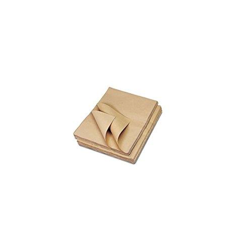 imballaggi2000 Fogli Carta Imballaggio Avana 100X150 10 Fogli