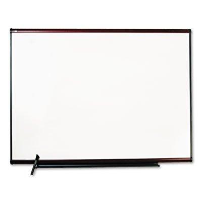Mahogany Frame Whiteboard (Quartet Prestige Total Erase Dry-Erase Board, 4 x 3 Feet, Mahogany Finish Frame, One Board per Order)