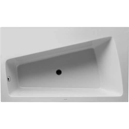 (Duravit Paiova Soaking Bathtub 700271000000090 White Alpin)