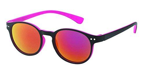 400uv Pink John Lennon Des Sur Trou De net Serrure Couleurs Chic Néon Lunettes Pont Souligne Soleil FWzwqRzUZ