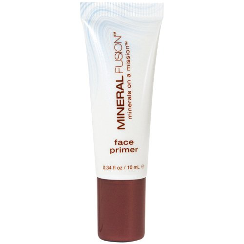 Mineral Fusion Face Primer, .34 Ounce (Makeup Line Liquid Smoothing Foundation)