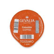 Tassimo Gevalia Colombia Coffee T-DISCs for Tassimo Brewer, 14-Count, Nett Wt 3.88 Ounce (Medium)