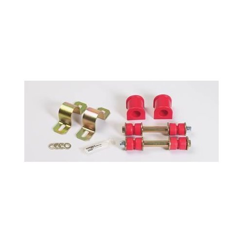 Energy Suspension 3.5146R 1982-02 Camaro Firebird Energy Polyurethane 23mm Sway Bar Bushing & End Links Rd