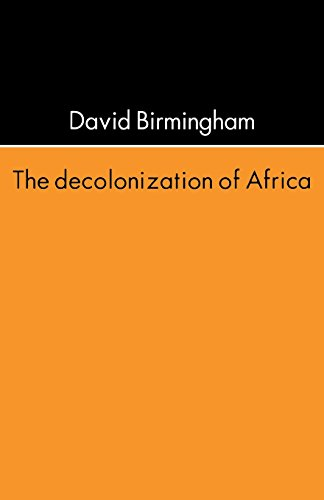 The Decolonization of Africa