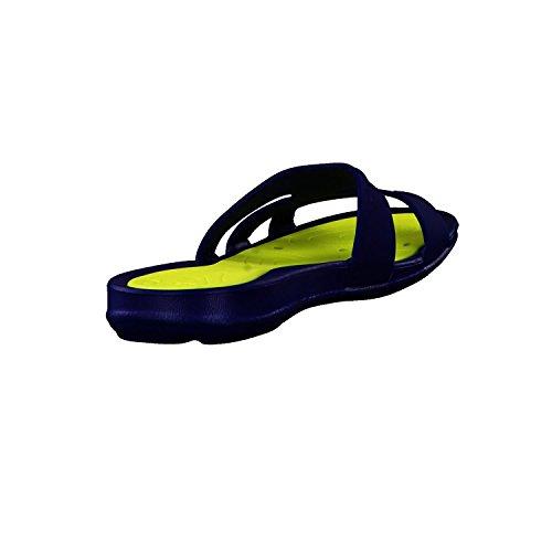 Para Athena Mujer soft Y Playa De Hook Woman Azul Arena denim Piscina 073 Zapatos 8xwaScB