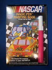 Nascar Magic Pen Painting Book by Lee Publications (2006-04-03)