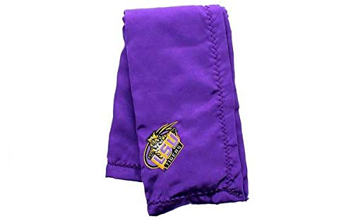- Comfy Feet LSUBB - LSU Tigers Baby - Blanket - Officially Licensed - Happy Feet