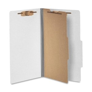 Partitions Legal - ACCO Durable Pressboard Classification Folders, Legal Size, 2