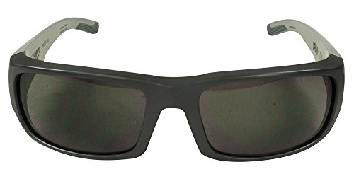 Spy Optic Unisex Caliber Gray Scale/Happy Gray Green - Website Sunglasses Spy