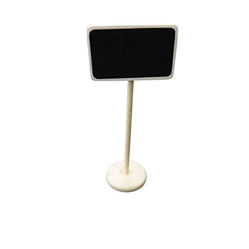 Quasimoon Rectangular Standing Chalkboard PaperLanternStore
