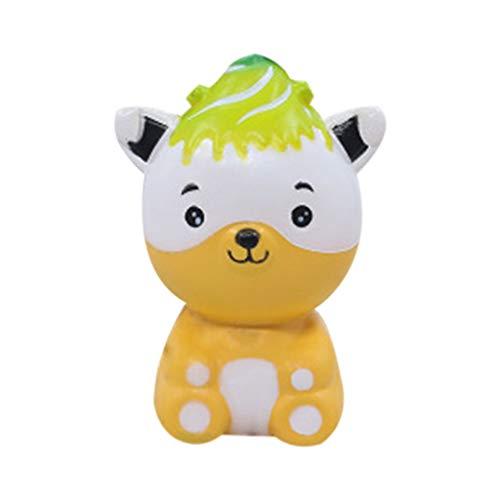 HappySDH - Juguete antiestrés para niños y niñas, diseño de Oso de ...