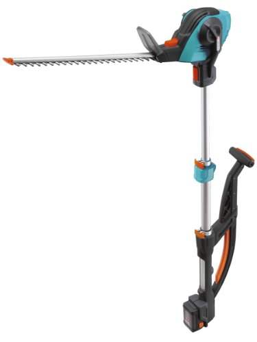 GARDENA 8882-U  Telescopic Hedge Trimmer Highcut 48 LI by Gardena