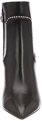 HUGO Black Botines 001 St 90 Bootie Uptown Femme Noir 6ZqSr6