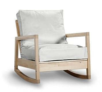 IKEA LILLBERG Housse De Chaise Fauteuil A Bascule En MUNCHEN Blanc