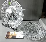 Waterford WS Fionn's Knot Plate (One Pair)