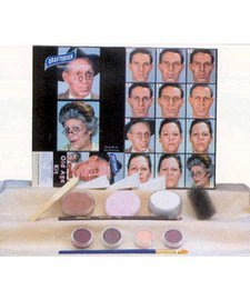 Graftobian Old Age Makeup Kit -