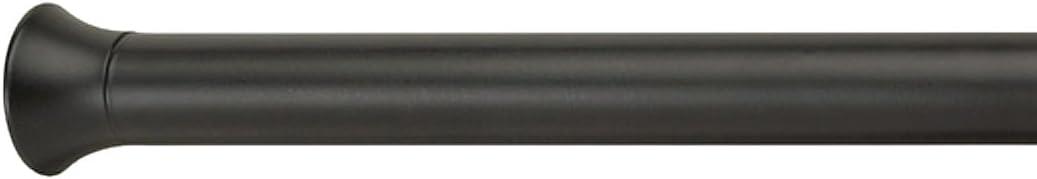 coloris nickel Barre de tension /à rideaux extensible UMBRA Chroma tension rod largeur de 91.4cm /à 137.1cm