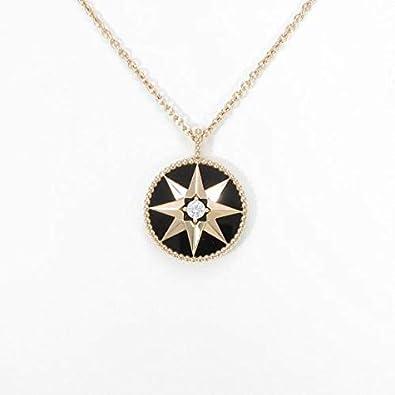 on sale 81346 e5529 Amazon | [ディオール] Dior ローズ デュ ヴァン ネックレス ...