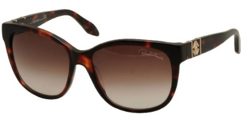 Roberto Cavalli Sunglasses Mirra 666 53F Havana Brown - Sunglasses Cavalli 2013