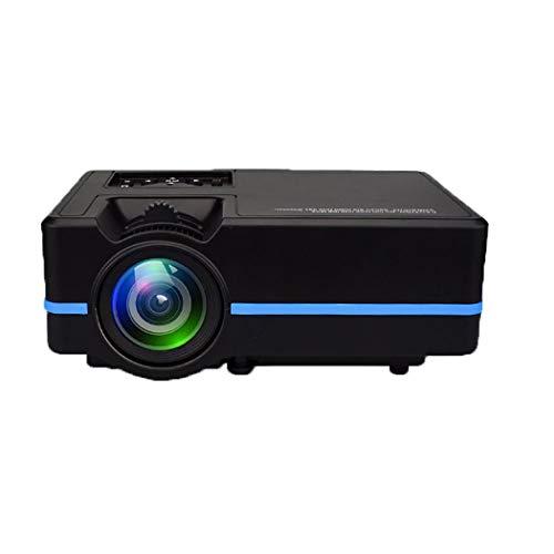 nurrat Portable Practical Multipurpose Wireless Smart HD Household Projector Overhead Projectors from nurrat