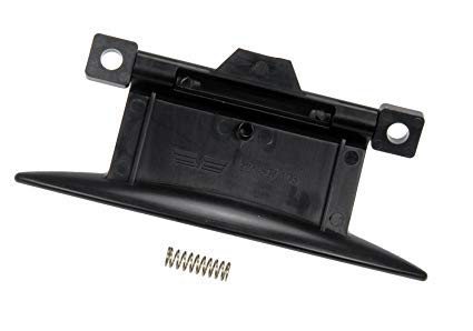 eLoveQ Center Console Replacement Plastic Latch Fits 06-09 Buick Lacrosse, 06-13 Chevy Impala, 14-16 Impala Limited (Replaces 19124205, 19123381)