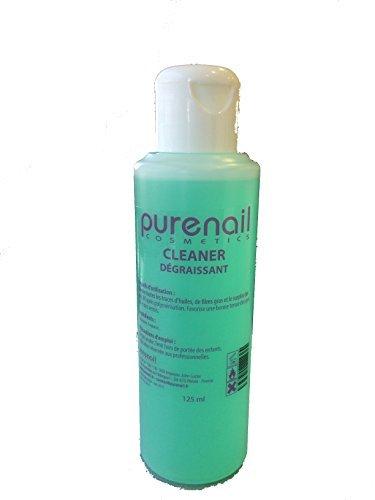 Detergente per unghie, 125 ml Purenail