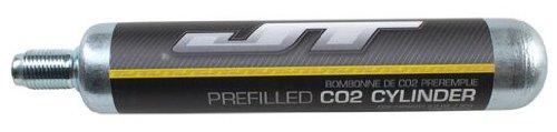 JT 90g CO2 Cartidges (88g Crosman AirSource cylinders compatible) (1 Cartridge)