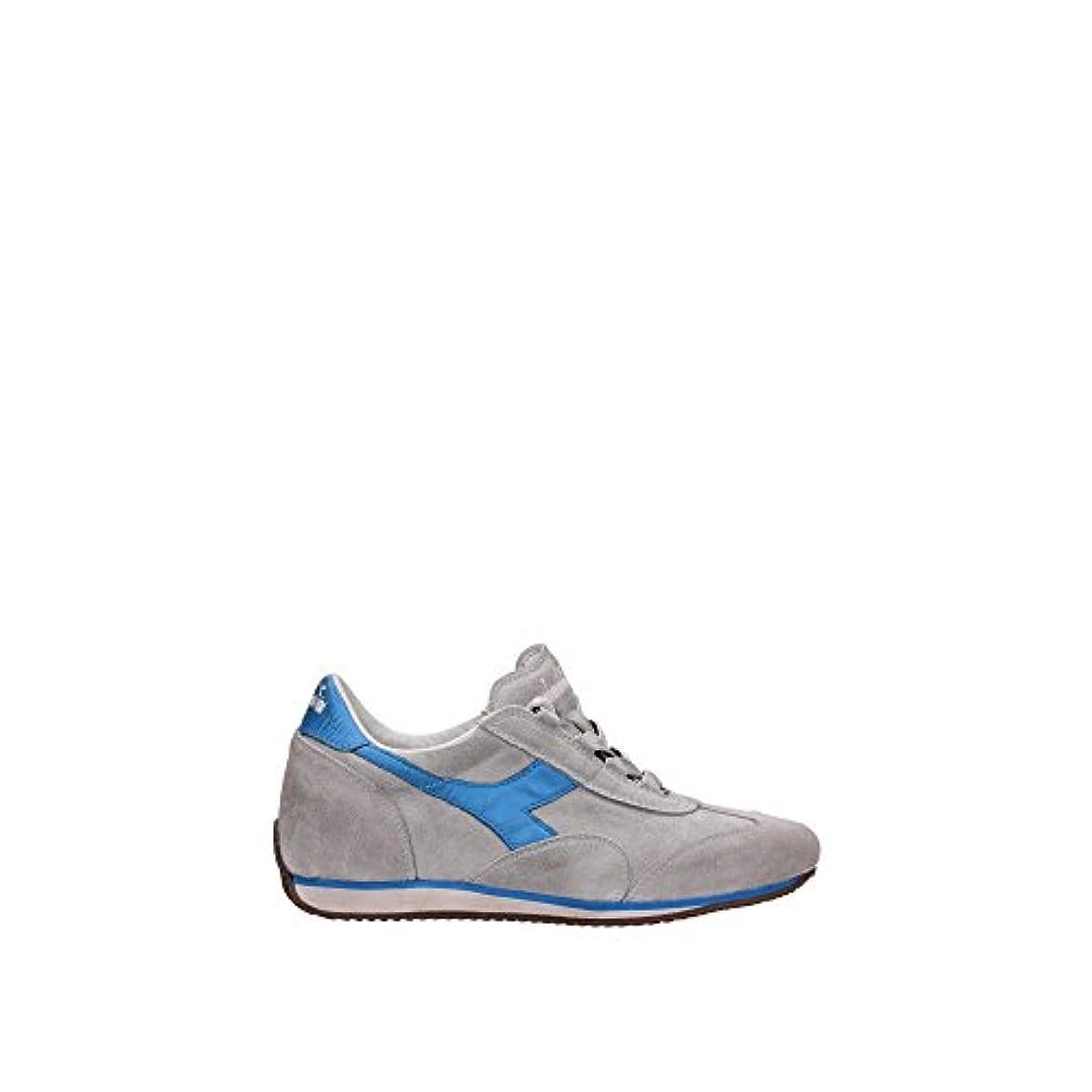 Equipe W Suede Sw Sneakers Uomo donna Camoscio grigio azzurro Nr 38