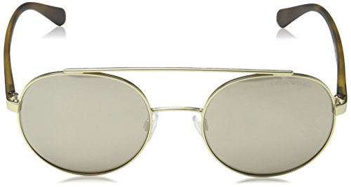 Armani 30135a Sonnenbrille Pale Emporio EA2051 Matte Gold 4qnw7BC