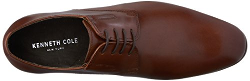 Kenneth Cole New York Mens Mix-er Oxford Cognac