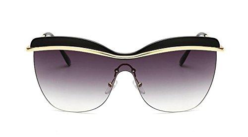 Cendres style en métallique soleil cercle de du Double retro Lennon lunettes polarisées inspirées rond vintage R6fqnwU